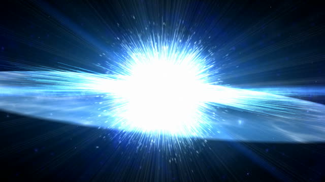 Collision of two comets or meteorites in outer space Collision of two comets or meteorites in outer space wreck stock videos & royalty-free footage