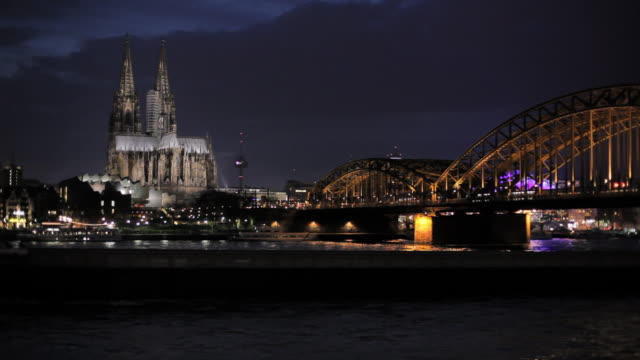 (Realtime) Cologne Cathedral video