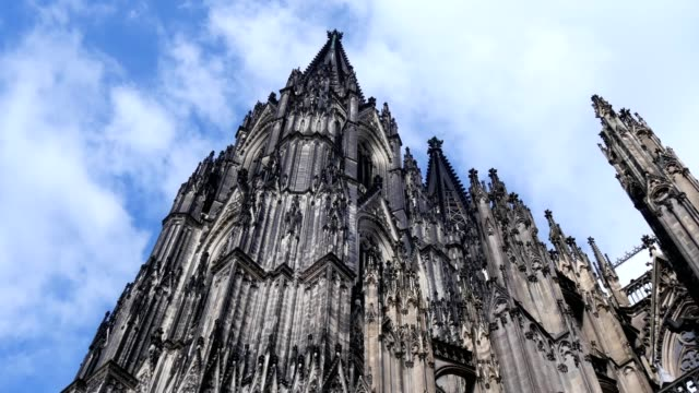 Cologne Cathedral. World Heritage a Catholic athedral