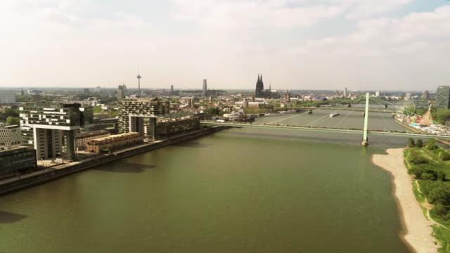 köln deutschland - köln stock-videos und b-roll-filmmaterial