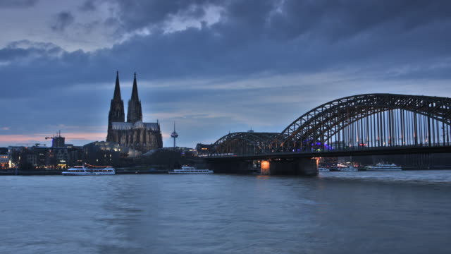 (Timelapse) Cologne video