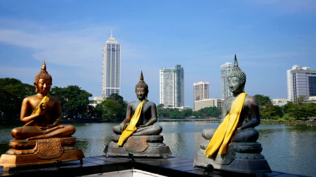 Colombo, Sri Lanka: 4K high-rise apartments Sri lanka time lapse and aerial footage series sri lanka stock videos & royalty-free footage
