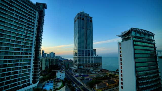 Colombo, Sri Lanka: 4K night to day Sri lanka time lapse and aerial footage series colombo stock videos & royalty-free footage