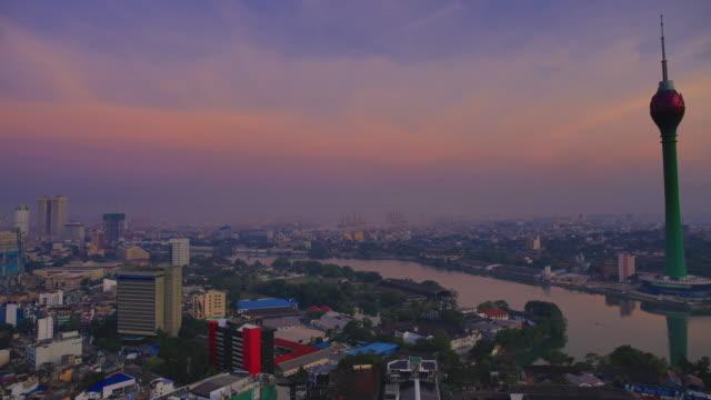 Colombo, Sri Lanka Sri Lanka travel concepts colombo stock videos & royalty-free footage