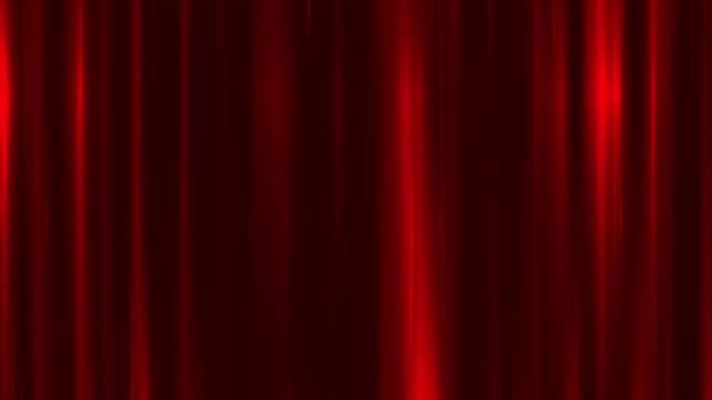 color curtain background - sipario video stock e b–roll