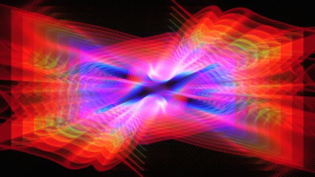 Color Flow Background Loop video