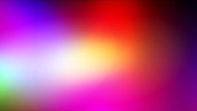4 k レーザの背景の色 - レインボー点の映像素材/bロール