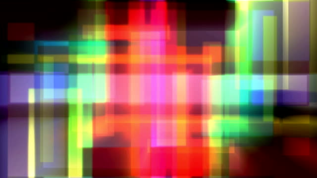 Color Rectangles video