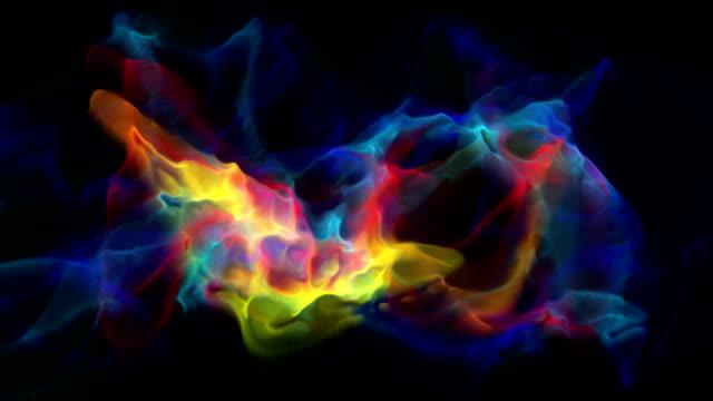 vidéos et rushes de couleur scape - sky