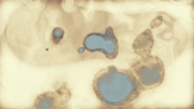 Color Wash Background 2 (Sepia and Blue) video