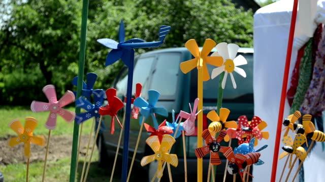 color windmill fair