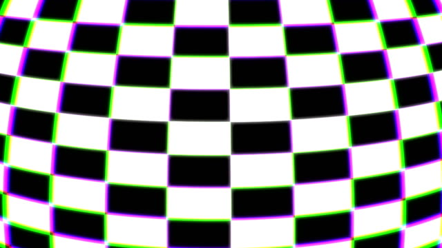 colored checkered 3d shapes, computer generated modern abstract background, 3d rendering - a quadri video stock e b–roll