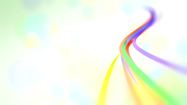Colored explosion Colored explosion in white space, HD curve stock videos & royalty-free footage