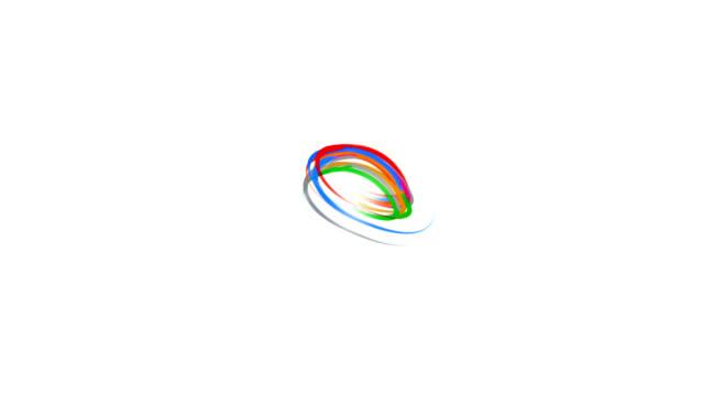 Colored strokes video