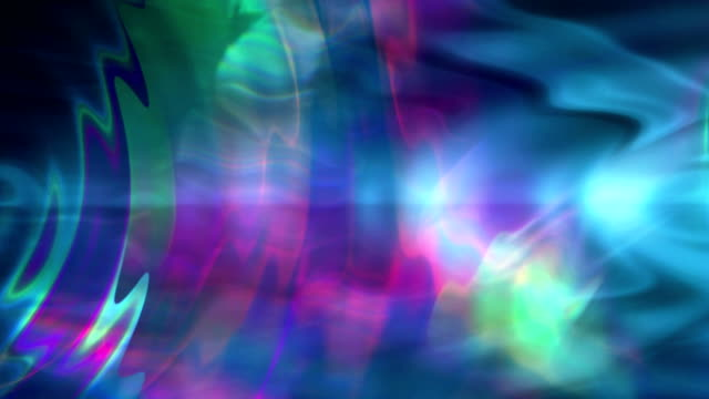 renkli soyut arka plan döngüsü - tasarım öğesi stok videoları ve detay görüntü çekimi