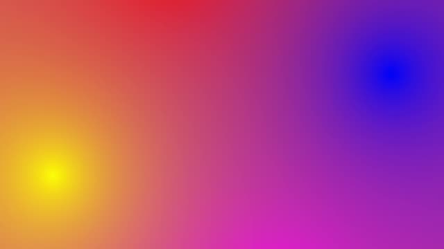 Colorful background motion