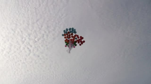 Colorful Balloon video