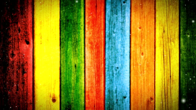 colorful boards background video