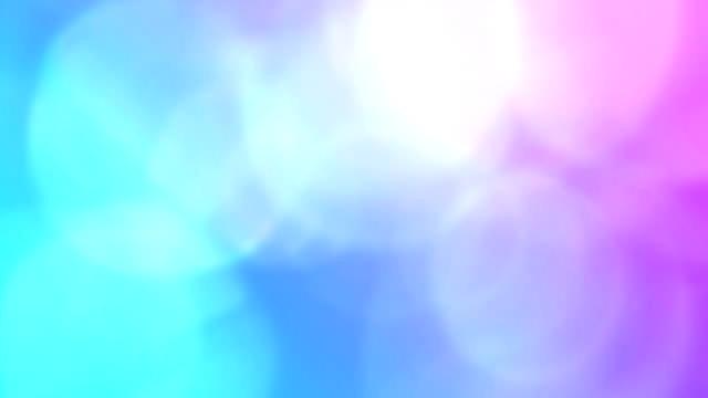 カラフルなホログラフィックグラデーション。マルチカラーグラデーションの抽象的な虹の背景。現代のループアニメーション。 - フレア点の映像素材/bロール