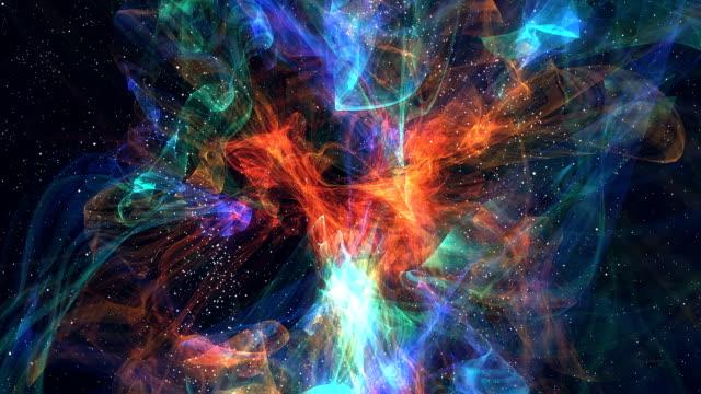 Colorful Nebula video