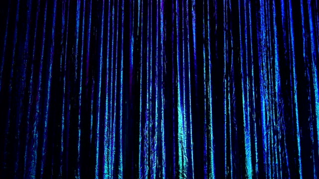 Colorful Stage Curtain video