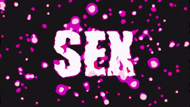 colorful word sex