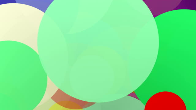 colors pop art abstract background animation (loopable) - pop art video stock e b–roll