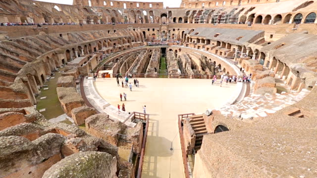 Colosseum rome view ,history famous landmark  historic of italy.Italian and tourist people come  to visit.