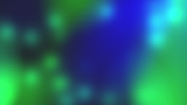 colourful glowing light animation background video