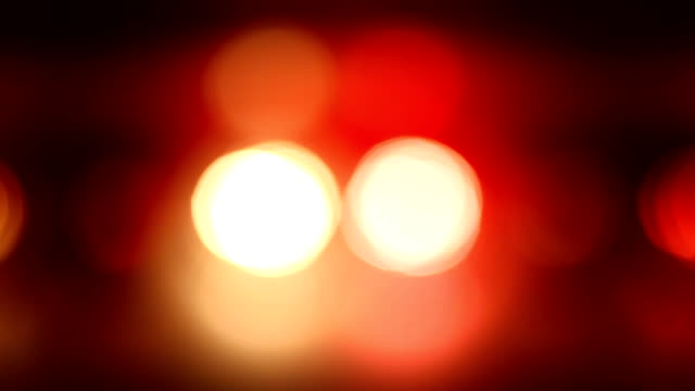 カラフルなライト ビデオ