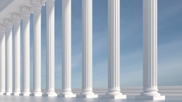 Columns | Loopable video