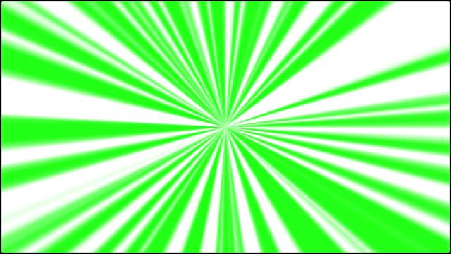 vídeos de stock, filmes e b-roll de linha de giro cômico cor branco fundo amarelo claro. linha de giro de movimento. animação de efeito de linha - músico pop