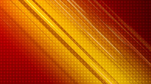 コミックスタイルの背景。レトロマンガ漫画の背景 - マンガ点の映像素材/bロール