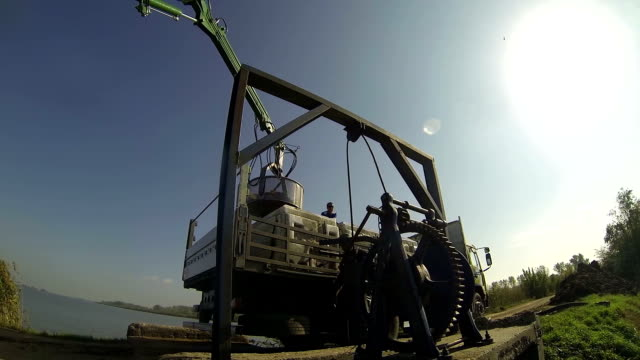 Commercial Fishing video