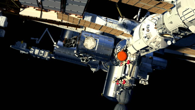 Commercial Spacecraft Is Preparing To Dock With International Space Station. Alpha Matte. 4K. Commercial Spacecraft Is Preparing To Dock With International Space Station. Alpha Matte. 4K. Ultra High Definition. 3840x2160. 3D Animation. generation x stock videos & royalty-free footage