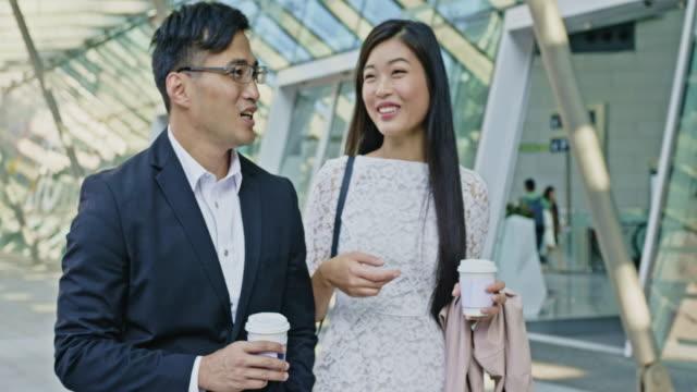 vídeos de stock e filmes b-roll de commuting in the city - extremo oriente
