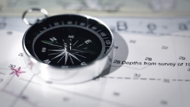 компас - compass стоковые видео и кадры b-roll