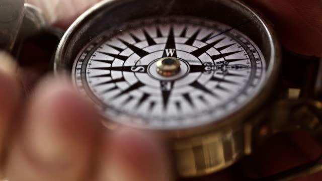 compass (compasso) - sud est video stock e b–roll