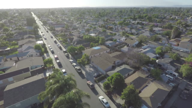 Compton Los Angeles Aerial Compton Los Angeles Aerial south stock videos & royalty-free footage