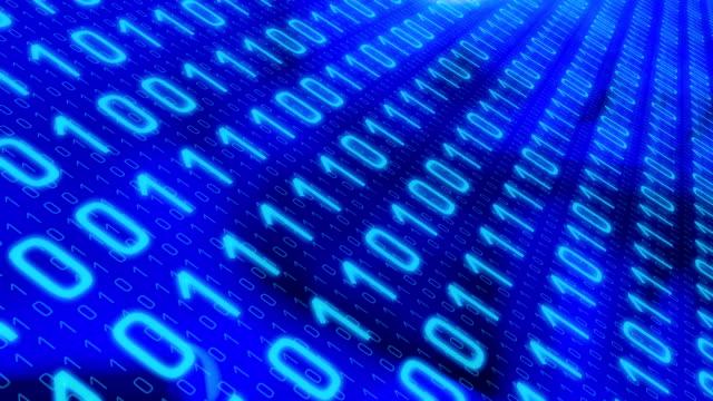 computer abstraction hacker attack - antivirus video stock e b–roll