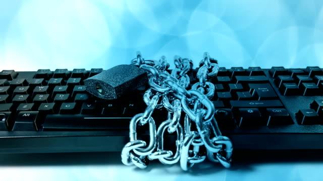 Computer big data theft concepts video