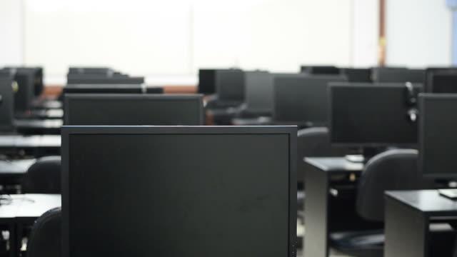 Computer classroom video