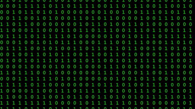 Computer data flow video