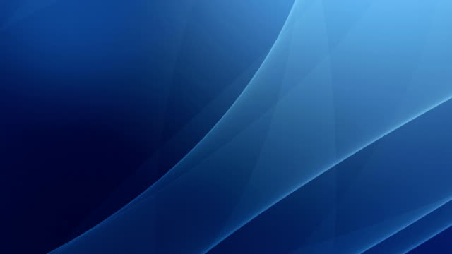 Computer generated blue background video