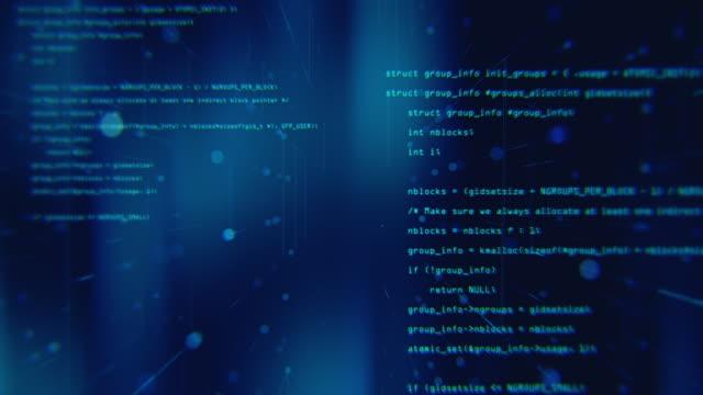 Computer-Hacker-Hintergründe – Video