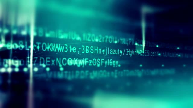 Computer network  program digital data transfer video