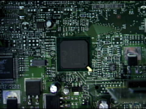 Computer Processor and Motherboard video