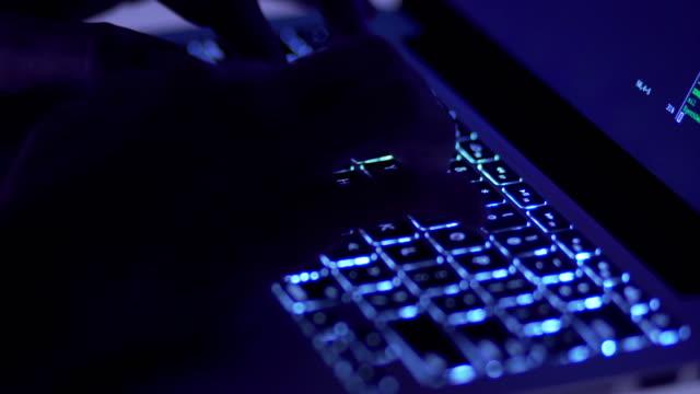 電腦程式員 - hacker 個影片檔及 b 捲影像