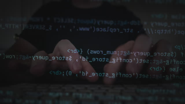Computer Programming Code A stock video of some Computer programming code. Perfect for videos about computer programming, coding or hacking. hacker stock videos & royalty-free footage