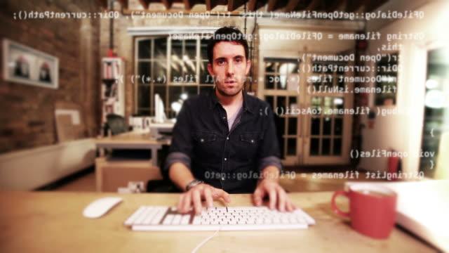 computer programming in code video